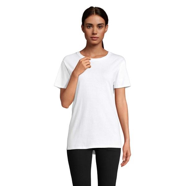 tee-shirt publicitaire femme coton bio