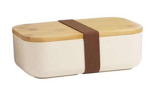 lunch box en biocomposite