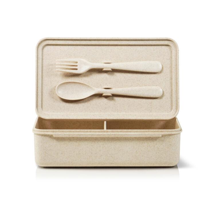 lunch box personnalisable en bioplastique