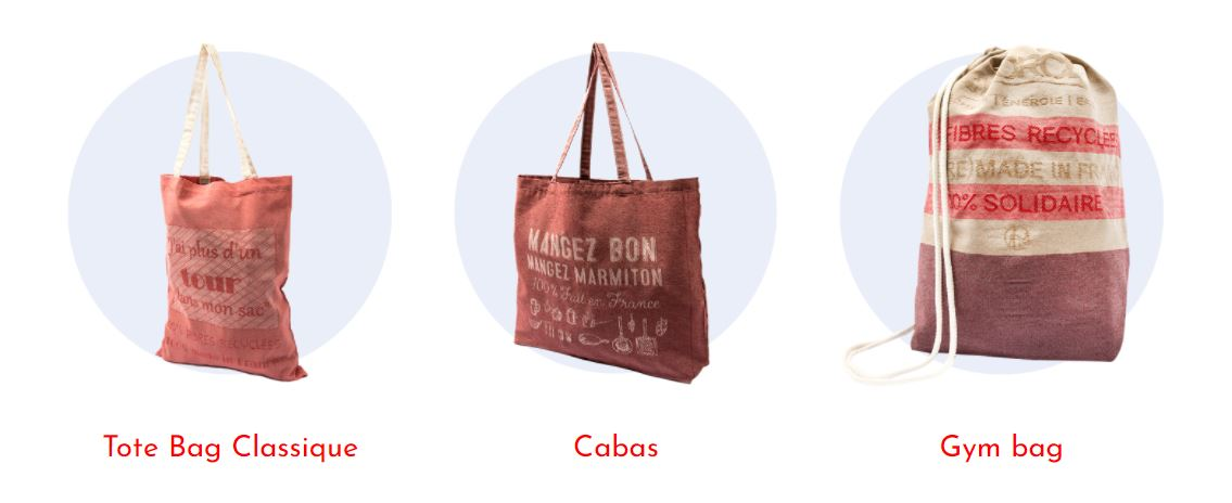 sacs publicitaires made in France